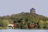 West Lake Hangzhou China — Stock Photo