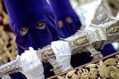 Semana Santa in Spain — Stock Photo