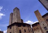 San Gimingnano — Stock Photo