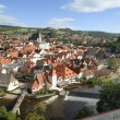 View at Cesky Krumlov - Stock Photo