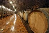 Grotta di vino vecchio — Foto Stock