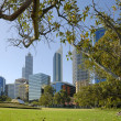 Stock Photo: View at Perth in Australia