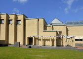 Museum of the city The Hague (Den Haag) Holland. — Stockfoto