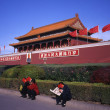 Forbidden city, Beijing — Stock Photo #8621277