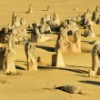 Pinnacles desert — Stock Photo