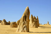 Pinnacles desert — Foto de Stock