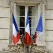 French flags — Stock Photo