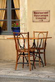Mesa de restaurante — Foto de Stock