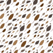 Seamless Rats Pattern - Stock Photo