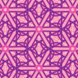 Seamless Arabic Pattern — Foto Stock