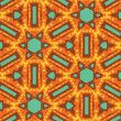 Seamless Kaleidoscope Pattern — Stock Photo #8350682