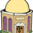 Little House of Worship — Stock Photo