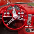 Corvette Dashboard — Stock Photo #10171387
