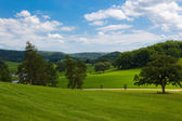 Countryside Landscape — Stock Photo