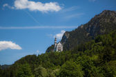 Neuschwanstein Castle — Stock Photo