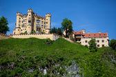 Hoenschwangau Castle — Stock Photo