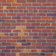 Red Brick Wall Background — Stock Photo #9374900