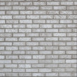 Gray Brick Wall Background — Stock Photo #9374934