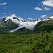 Stock Photo: Worthington Glacier