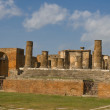 Ruins at Pompeii, Italy — Stock Photo #9375101