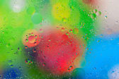 Blurred Bubble Background — Stock Photo