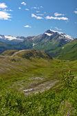 Bergachtig landschap — Stockfoto