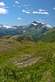 山地景观 — 图库照片
