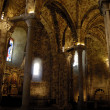 Cathedral Gallery of Avila. Spain - Stock Photo