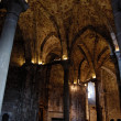 Cathedral Gallery of Ávila. Spain - Stock Photo