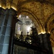 Cathedral Gallery of Avila. Spain — Stock Photo