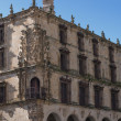 Conquest Palace in Trujillo. Caceres, Spain. - Stock Photo