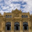 Постер, плакат: Victoria Eugenia Theatre in San Sebastian Spain