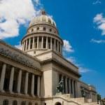 Capitolio in La Havana. — Stock Photo #8468344