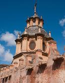 Sacromonte Abbey in Granada. Spain — Stock Photo