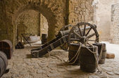 Historical Cannon — Stock Photo