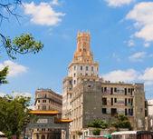 Chinatown in La Havana, Cuba. — Stock Photo