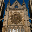 Cathedral of Leon in Spain — Stock Photo #8485610