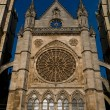 图库照片: Cathedral of Leon in Spain