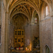 Stock Photo: Principal dome and altar of SMarcos Convent. Leon, Spain