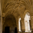 Постер, плакат: Gallery of cloister of San Marcos Convent Leon Spain
