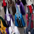 Religious processions in Holy Week. Spain — Stock Photo