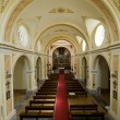 Inside of a Christian Church — Stock Photo #8498915