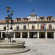 City Hall of Brunete. Madrid, Spain — Stockfoto #8498994