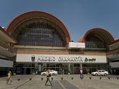 Chamartin Train Station in Madrid, Spain — Stock Photo