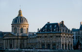 Palais de l'Institut de France, Paris. France — Stock Photo
