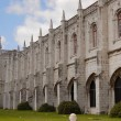 Monastery of jeronimos — Stock Photo #8534966