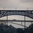The Dom Luis I Bridge. Porto, Portugal — Stock Photo #8552903