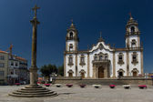Church of Misericordia in Viseu, Portugal — Stock Photo