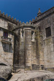 Apse of Se Cathedral in Viseu, Portugal — Stock Photo