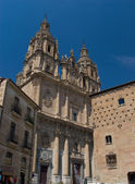 The Clergy (La Clerecia). Salamanca, Spain — Stock Photo